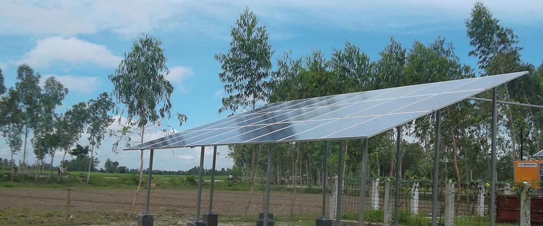Solar Mini Grid Project